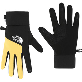 The North Face Etip Gloves Herre tnf black/tnf yellow